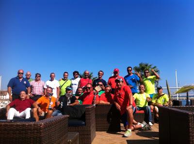 Cronica II Open de pesca en kayak Ciudad Autónoma de Melilla