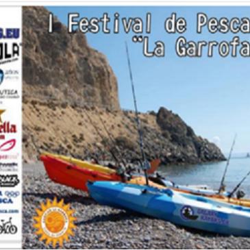 Abiertas las Inscripciones para el I Festival de Pesca en Kayak «La Garrofa»
