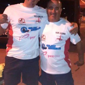 Cronica VI Campeonato de España de Pesca en Kayak, Guardamar del Segura.