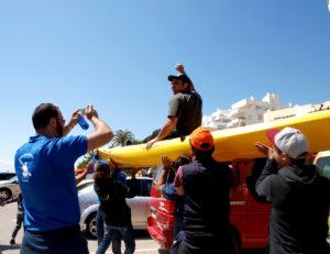 Arranca la temporada: III Open de Pesca en Kayak Villa de Estepona