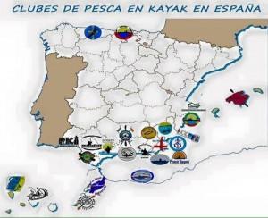 Spain Kayak Fishing History (part 1)