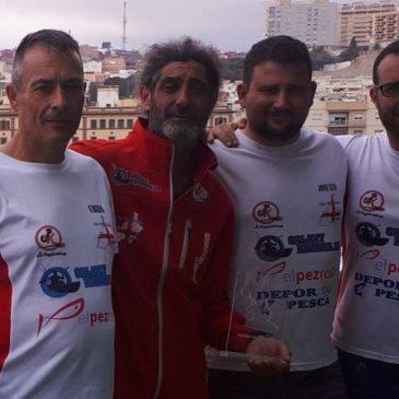 """""""La guinda del pastel"""" Crónica del III Open de Pesca Ciudad Autónoma de Melilla"""