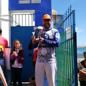 """Comienzo inmejorable. Crónica del """"IV Open de pesca en kayak Villa de Estepona""""."""