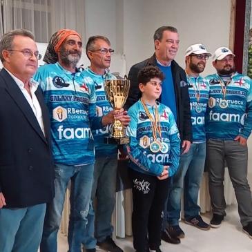 «Vivo Kayak en la cima nacional» Crónica del I Campeonato de España por equipos clubes.