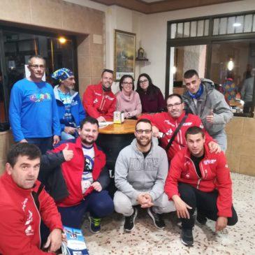 """""""Cantando bajo lluvia"""" Crónica del V Open de Pesca en Kayak Villa de Estepona."""
