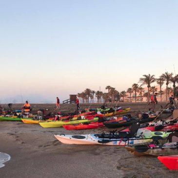 «Lo que el viento NO se llevó» Crónica del V Open Almería Activa